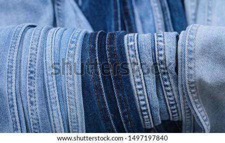 Denim. jeans texture. Jeans background. Denim jeans texture or denim jeans background    #1497197840