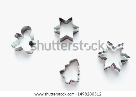 cookie cutters, metal cookie molds #1498280312