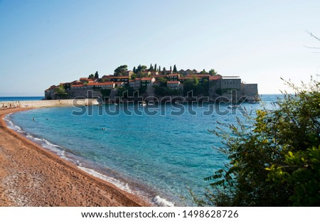 Sveti Stefan Island Luxury Resort #1498628726