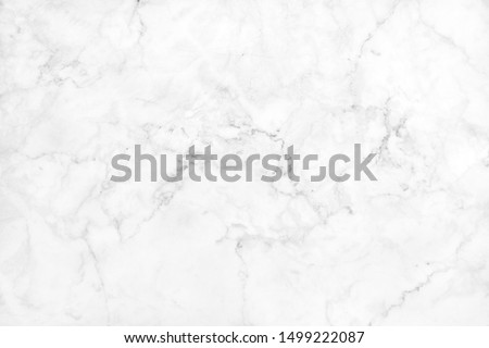 White grey marble texture background with high resolution, top view of natural tiles stone floor in luxury seamless glitter pattern for interior and exterior decoration. #1499222087