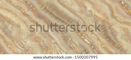 Golden ivory texture of marble background, natural exotic marbel of ceramic wall and floor, mineral pattern for granite slab stone ceramic tile, rustic matt emperador breccia agate quartzite surface. #1500207995