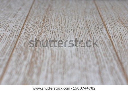 Sliced white oak wood board texture / focus with shallow depth of field #1500744782
