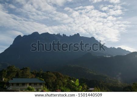 Kota Kinabalu mountain, Saba, Malaysia #1501440509