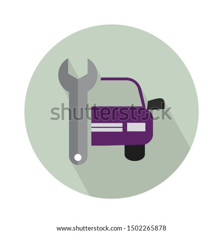car maintenance icon - From web, universal and Miscellaneous Icons set Royalty-Free Stock Photo #1502265878