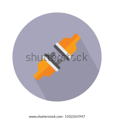 electricity male icon - From web, universal and Miscellaneous Icons set Royalty-Free Stock Photo #1502265947
