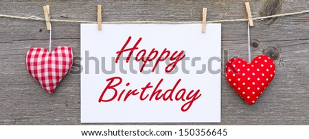 Happy Birthday #150356645