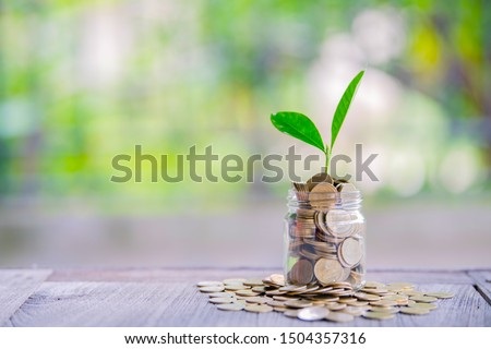 Cropping on coins - investment ideas for growth #1504357316