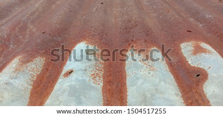 Old iron rusty vintage.Rusty surface. #1504517255