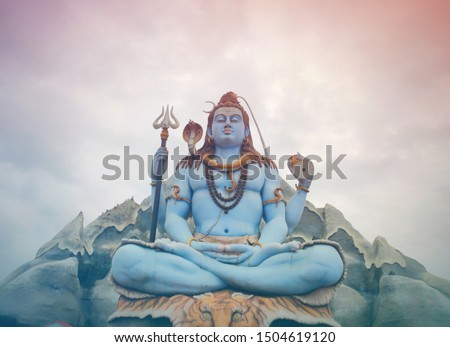 "Shiva also known as Mahadeva is one of the principal deities of Hinduism. shiva is known as ""The Destroyer"" within the trimurti, the hindu trinity that includes brahma and vishnu. #1504619120"