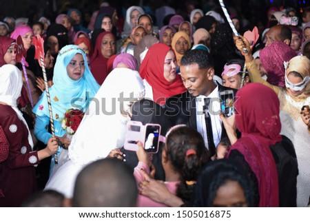 A celebration of Egyptian wedding  - location luxor - egypt  21/9/2018 #1505016875