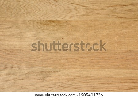 A fragment of a wooden panel hardwood. Oak. #1505401736