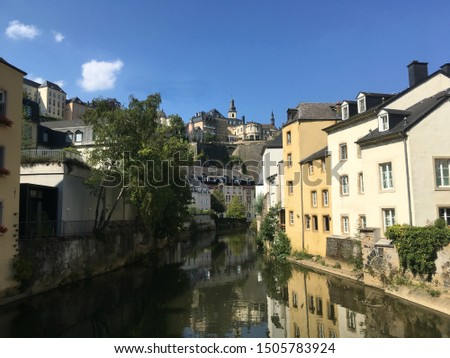 The Grund district, Luxembourg City #1505783924