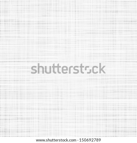 Seamless texture of white cloth. Vector illustration. #150692789