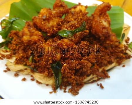 Thai food and drink zaab #1506945230