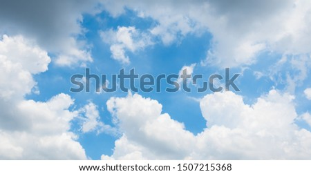 Sky is bright, beautiful, bright day, nature #1507215368