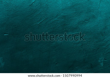 Petrol or teal colored background with textures of different shades of petrol or teal. #1507990994
