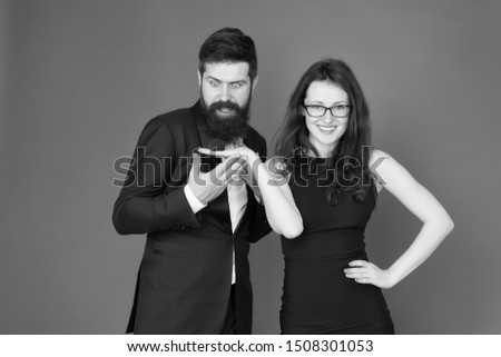 happy valentines day. sexy couple in love. love date and romance. proposal ring. formal couple. ring in box. tuxedo man and elegant lady at engagement party. woman make bearded man marriage proposal. #1508301053