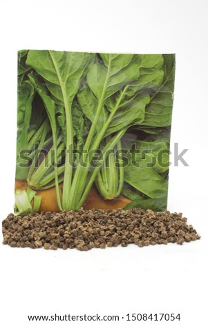 horticultural envelope horticulture and ribbed herb seeds #1508417054