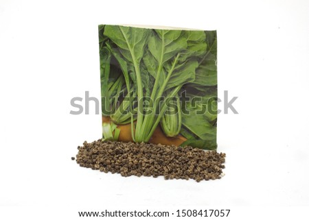 horticultural envelope horticulture and ribbed herb seeds #1508417057
