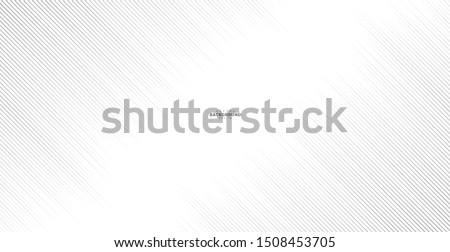 Abstract background, vector template for your ideas, monochromatic lines texture, waved lines texture #1508453705