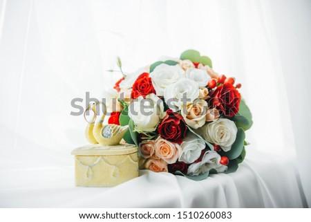 bouquet bouquet of flowers ring wedding bouquet wedding day #1510260083