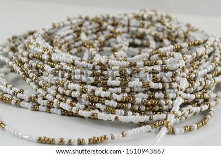 Assorted Waist Beads - African Waist Beads - Belly Chain - Belly Beads -Bead-African Waist Beads-Hip Ornament #1510943867