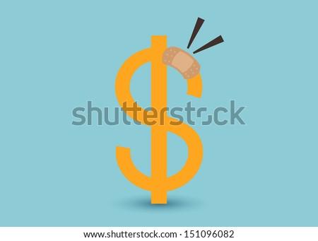 dollar sign #151096082