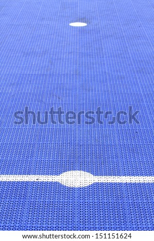 Non-slip rubber pads, Outdoor futsal field  #151151624
