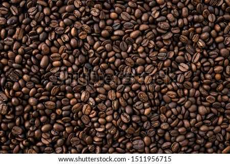 Coffee Beans Background. Food photography. Energy wallpaper #1511956715