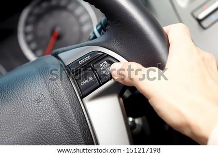 Car interior. Auto background. #151217198