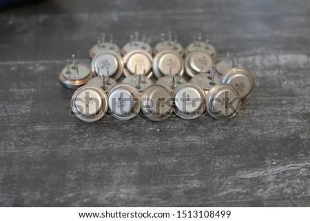 radio components  radio parts   radio elements               transistors resistors made in the ussr #1513108499