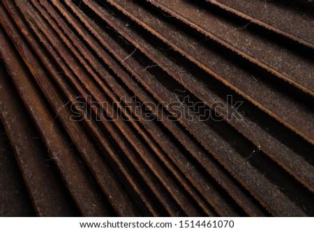 A deep brown horizontal background texture. #1514461070
