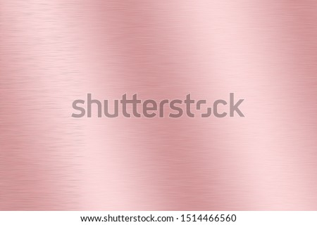 Rose Gold texture metal background #1514466560