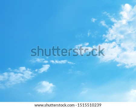 Natural sky background texture, beautiful color #1515510239