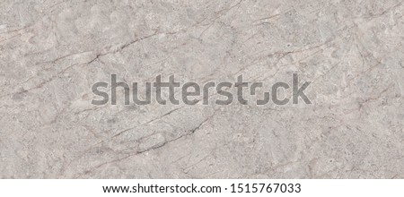 Natural marble stone texture background with grey curly veins, Beige colored marble for interior-exterior home decoration and ceramic tile surface, Quality stone texture with deep veins. Royalty-Free Stock Photo #1515767033