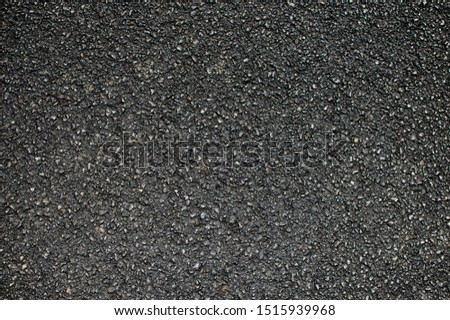 Background texture of rough asphalt, rough texture #1515939968