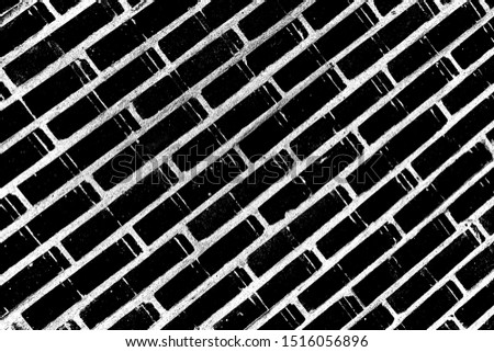 Abstract background. Monochrome texture. Image includes a effect the black and white tones. #1516056896