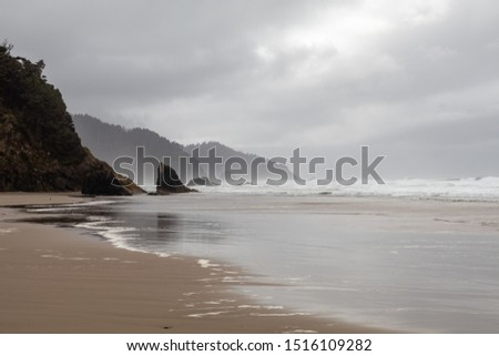 Oregon Beaches Pacific North West #1516109282