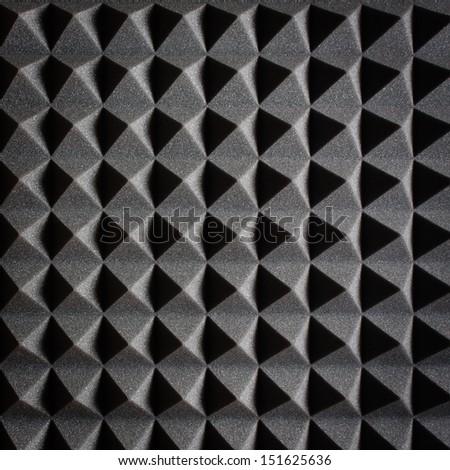 Acoustic Foam Texture
