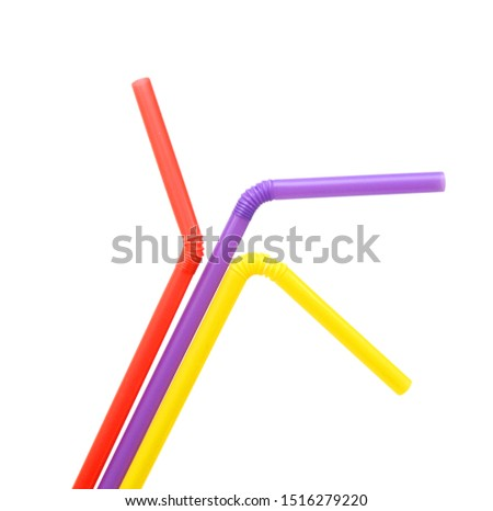 Straw plastic straw drink straw - Image  #1516279220