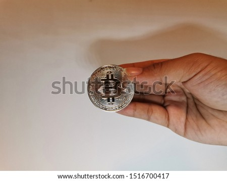 Bitcoin crypto currency and digital currency #1516700417