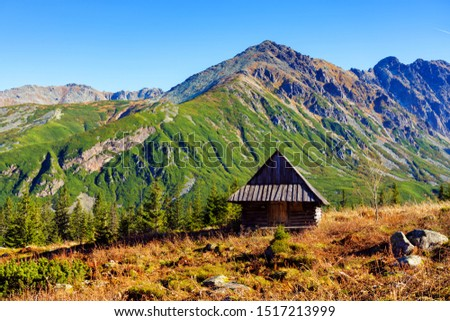 The High Tatras Mountains (Vysoke Tatry, Tatry Wysokie, Magas-Tatra), are a mountain range along the border of Slovakia in the Presov Region, and southern Poland in the Lesser Poland Voivodeship. #1517213999