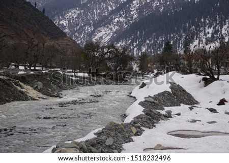 Kashmir - the northern part of India is said to be the paradise on earth. The breath-taking views of Kashmir mesmerize anyone. Water streams flowing through snowy valleys