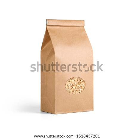 advertising, background, bag, blank, box, brand, brown, cereal, clear, container, craft, design, eco, filled, food, front, grain, groats, healthy, herbs, isolated, label, luxury, mock-up, mockup, natu Royalty-Free Stock Photo #1518437201