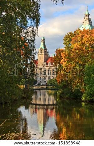 Hanover city-hall #151858946