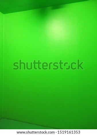 A very green green green green room #1519161353