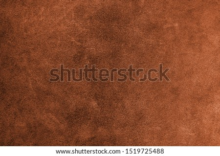 Dark orange,brown color leather skin natural with design lines pattern or red abstract background.can use wallpaper or backdrop luxury event. Royalty-Free Stock Photo #1519725488