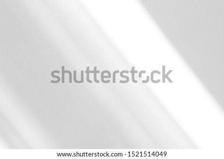 Organic drop diagonal shadow on a white wall, overlay effect for photo #1521514049