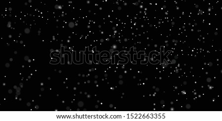 Christmas banner with snowy overlay design #1522663355
