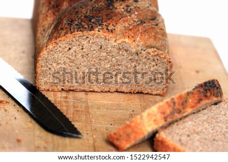 The best homemade bread. Homemade bread is tasty, full of beans and healthy ingredients. #1522942547
